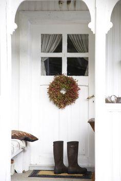Fall Farmhouse | Fall Porch
