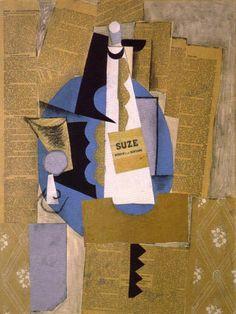 Pablo Picasso Cubismo sintetico