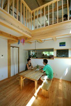 piece_ecohana_kodomo_3 Loft, Furniture, Home Decor, Decoration Home, Room Decor, Lofts, Home Furnishings, Home Interior Design, Attic Rooms