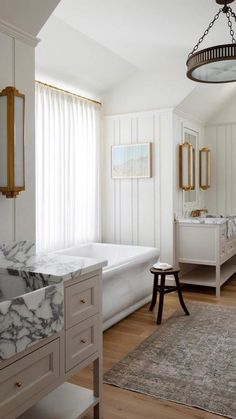 Large Tub, Interior Decorating, Interior Design, Decorating Ideas, Bath Remodel, Beautiful Bathrooms, Bathroom Inspiration, Kitchen And Bath, Bathroom Interior