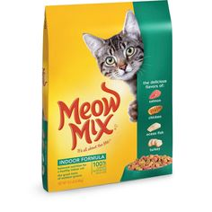 Meow Mix Indoor Formula Dry Cat Food- >>> You can find out more details at the link of the image. (This is an affiliate link and I receive a commission for the sales) #Cats