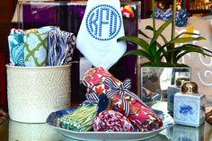 Roberta Roller Rabbit Napkins #ShopMadison214