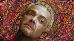 PCペイントで絵を描きました! Art picture by Seizi.N:   先日に桜と女性の絵を描きましたが、どうもコンピューター人間みたいなゲームの中にいそうな女性の絵でしたので、本日は絵画風の光と影を強調して男性の肖像画をお絵描きしてみましたが、やっぱり綺麗に描こうとするとコンピューター人間みたいですね、もっとタッチを荒くすればよかったかな?残念です。  SOLIDEMO / 時の流れに身をまかせ(テレサ・テン Cover) http://youtu.be/lwXJRSAYcWc