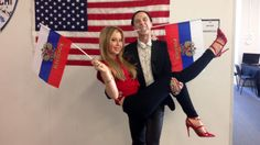 Johnny Weir and Tara Lipinski: Our favorite Olympic besties