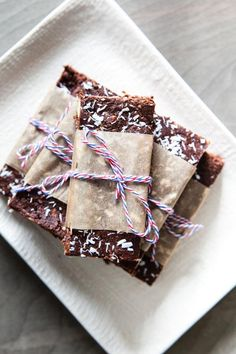 Fruit and Nut Bars / Jennifer Chong