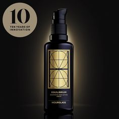 At the forefront of biotech research is Hourglass' first skincare collection. Equilibrium Biomimetic Skin Active Serum is the first product, launching in 2014 at the Hourglass flagship store in Venice, California.