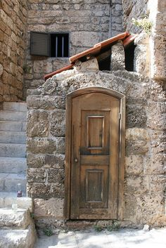 Small Door ~ Byblos, Lebanon