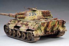 Sd.Kfz. 182 Panzerkampfwagen VI Tiger II (Dragon 1/35)