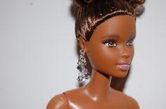 boucles d'oreilles pour  Barbie/ fashion royalty by sunnyshop211 on Etsy