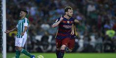 Cuplikan Gol Real Betis 0-2 Barcelona