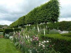 Temple Guiting Manor, nr. Evesham, Gloucestershire - glorious gardens