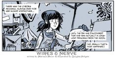 Have you been keeping up with the Wires And Nerve Serialization?