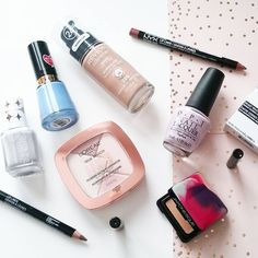 Drugstore Makeup | Pink and Pastels | Beauty & Makeup - casalorena.com
