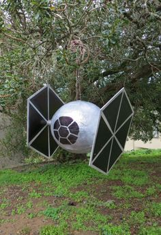 TIE fighter pinata- For next Star Wars Day