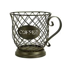 Coffee Bar Decor- Kup Keeper Coffee & Espresso Pod Holder, Coffee Mug Stora... https://www.amazon.com/dp/B00DVL0EFQ/ref=cm_sw_r_pi_dp_x_PFtDzbNAX4TAY