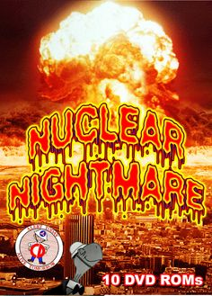 Nuclear Nightmare: The Cold War 10 DVD-ROM boxed set