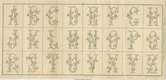 Free Easy Cross, Pattern Maker, PCStitch Charts + Free Historic Old Pattern Books: Sajou No 661