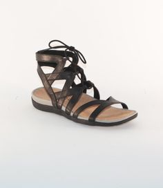 fc3dd8fc4 Wittner Fisher Sandal Tan Leather