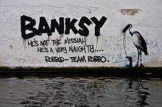 Vandalism, London - by Garry Knight