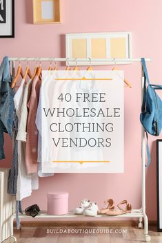Learn how to open a clothing store online. Let's build a boutique teachers boutique owners how to open an online boutique. Wholesale Boutique Clothing, Online Clothing Stores, Kids Boutique, Boutique Stores, Mobile Boutique, Boutique Ideas, Opening A Small Business, Starting An Online Boutique, Business Planner
