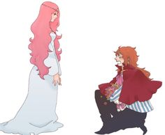 Ponyo- I always thought the story of how they got together would make a great movie
