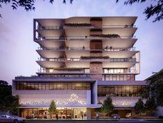McDonald Jones Architects