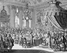 The Edict of Nantes was signed by King Henry IV in France, and it granted Calvinists the right to worship Calvinism. This not only allowed for freedom of worship, but helped restore peace in France (EM). Louis Xiv, Versailles, Philippe De Champaigne, Fontainebleau, Web Gallery, French History, American History, Maria Theresa, Pays De La Loire