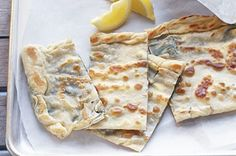 Spinach and feta gozleme...delicious and EASY!