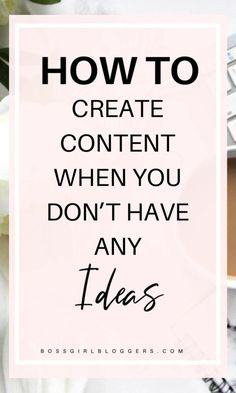 Do you struggle when it comes to creating new content for your blog? Maybe you have tons of blog post ideas but you aren't sure which ones are worth creating? Or maybe you struggle with coming up with blog post ideas that actually perform well and bring blog traffic. In this post I am sharing 10 easy ways to create new content that your audience wants. This is my content creation strategy, step by step! Social Media Marketing Business, Content Marketing Strategy, Online Business, Business Tips, Instagram Marketing Tips, Instagram Tips, Social Media Content, Social Media Tips, Marca Personal