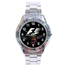 Marca Ayrton Senna - Relógios - Business - (Hot New Watch Ayrton Senna F1 Sport Metal Watch)