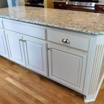 Inspirational Countertops | Kitchen Tune-Up Countertop Options, Kitchen Countertops, Kitchen Cabinets, Solid Surface, Granite, Storage, Inspirational, Furniture, Home Decor