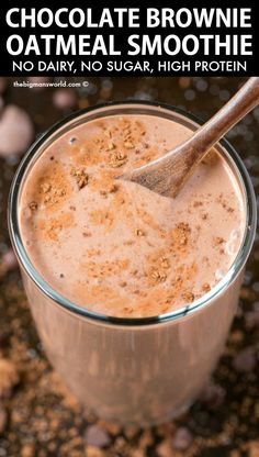 Breakfast Smoothies With Oats, Healthy Filling Breakfast, Vegan Smoothies, Smoothie With Oatmeal, Healthy Oatmeal Smoothies, Smoothie Recipes With Oats, Healthy Breakfast Smoothie Recipes, Banana Oat Smoothie, Healthy Filling Snacks