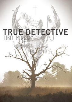 True Detective by Douglas Eves True Detective Tv Series, True Detective Season 1, Detective Movies, James Bond, Doctor Who, We Movie, Television Program, Film Music Books, New Shows