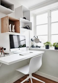 Muuto, stacked, arbetsplats, skrivbord, Hay, About a chair, Hay, Moodhouse Interiör