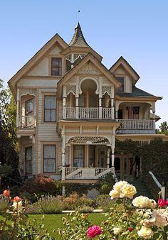 Goeller House, Klamath Falls, Oregon