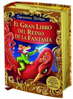 Geronimo Stilton, Editor, The Rodent Gazette New Books, Good Books, Books To Read, Geronimo Stilton, Make Your Own Newspaper, Writing Fantasy, Perfume, Children's Literature, Some Ideas