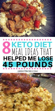 8 keto diet meal ideas for weight loss that helped me lose 45 pounds GeekyTricee Paleo Diet Meal Plan, Ketogenic Diet Plan, Diet Meal Plans, Meal Prep, Atkins Diet, Janta Low Carb, Pollo Keto, Keto Diet Breakfast, Breakfast Recipes