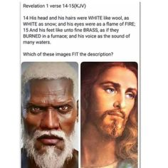 White Supremacy supported by the Catholic Church have black people fooled. The white man went to North Africa which was Israel before it got separated. Took a copy of the holy scriptures and gave you Christianity. They sold you your own book but changed the images to look like them. The Government is doing everything they can to keep this truth from you black man. Wake up the bible is about you! You are the chosen people of the scriptures. The white man took your Hebrew Scriptures and gave…