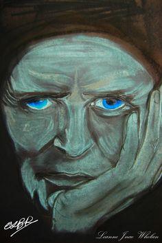Blue Portrait, Tattoos, Artist, Blue, Painting, Tatuajes, Headshot Photography, Tattoo, Artists