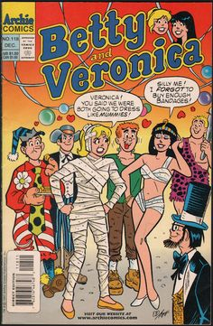 Betty And Veronica Comic # 118 Publication Date: December 1997 Condition: Fine