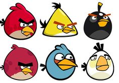 Angry Birds characters