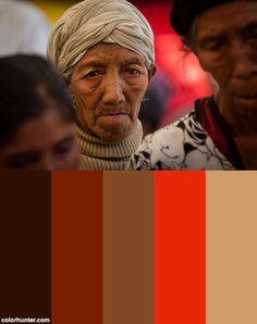 Manipur (portfolio) Color Scheme from colorhunter.com