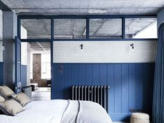 An Old-World London Loft Reimagined by Mark Lewis