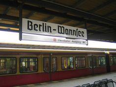 Berlin-Wannsee, S-Bahn Station
