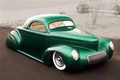 Chevrolet y Ford.