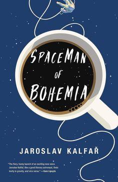 Jaroslav Kalfař. Spaceman of Bohemia