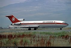 Air Canada Boeing C-GAAM taxiing out for a departure from San Francisco-International, May (Photo: Carl Ford) Boeing 707, Boeing Aircraft, Passenger Aircraft, Canadian Airlines, Air Transat, International Airlines, Civil Aviation, World Pictures, Air Travel