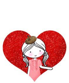 Love You Gif, Cute Love Gif, Gif Lindos, Hug Gif, Heart Gif, Cartoon Gifs, Beautiful Gif, Line Friends, Love Stickers