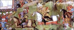 http://www.fsmitha.com/h3/h21saf-3.htm The decline of the Safavids began with the succession of a weak grandson of one of the previous Shahs. Internal strife and foreign invasions also added to weakening. The capitol eventually fell to Afghani invaders.