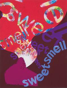 2009年度 多摩美術大学 グラフィックデザイン学科 合格者再現作品:色彩構成